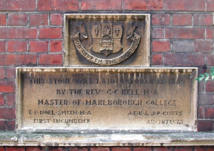 Commemorative Slab