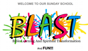 GSC - Sunday school (Blast)